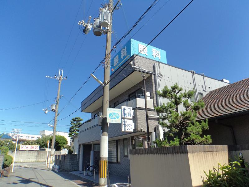 入口眼科 大阪府堺市西区