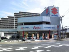 スズキ自販福岡和白営業所
