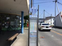「十禅寺町(旧道)」バス停留所