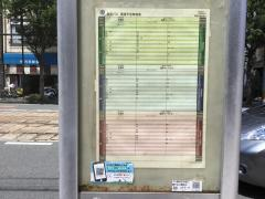 「新町(熊本市)」バス停留所