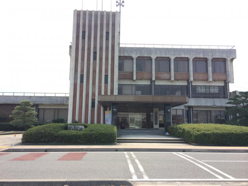 北栄町役場北条庁舎