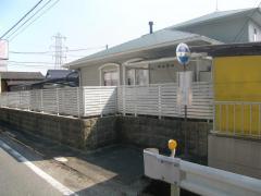 「北谷」バス停留所