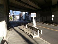 「下坂谷」バス停留所