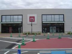 ユニクロ 紀伊川辺店