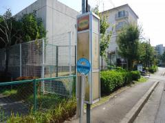 「内野小学校」バス停留所