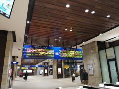 熊本駅新幹線口(西口)