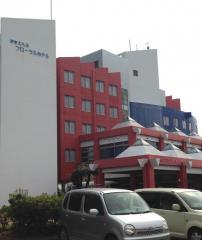 国民宿舎おきえらぶフローラルホテル