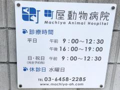 町屋動物病院