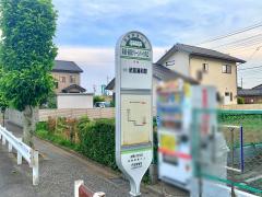 「彩湖・道満グリーンパーク入口」バス停留所