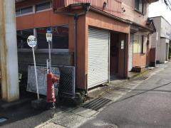 「志布志」バス停留所