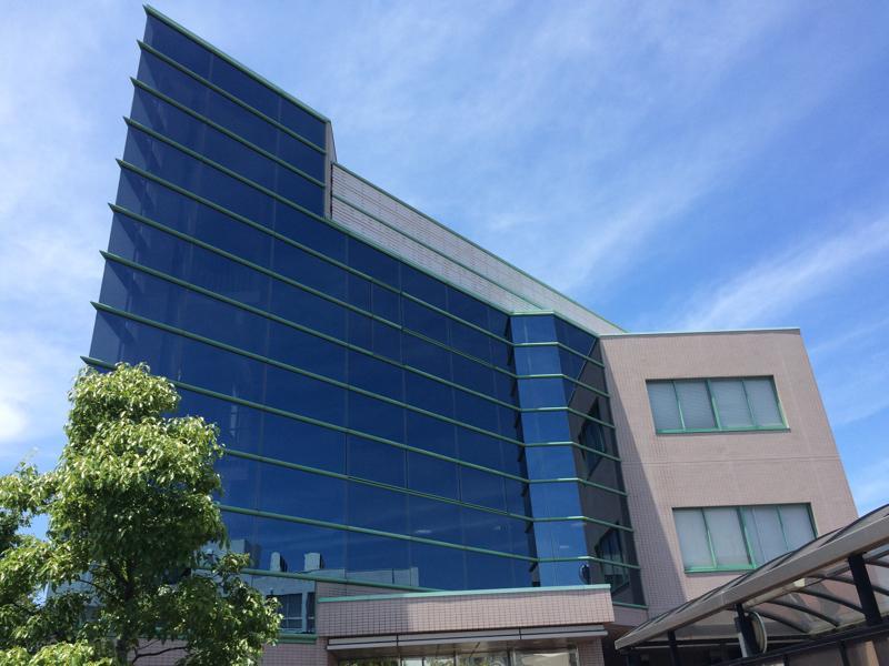 長久手市保健センター 建物