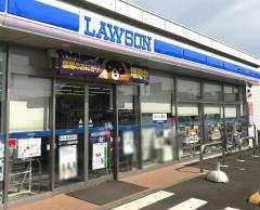 ローソン 坂東逆井店