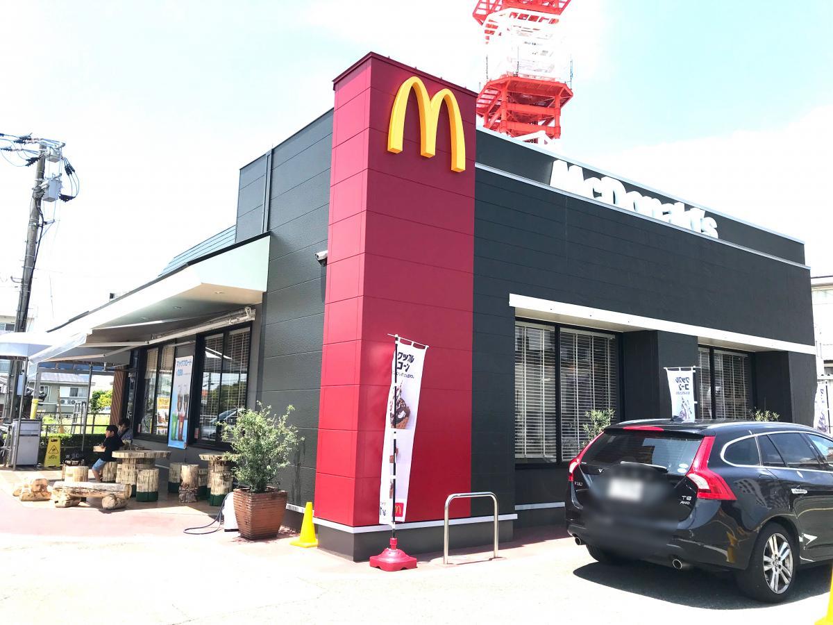 「マクドナルド 209久留米店」の画像検索結果