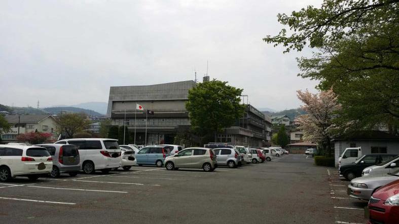 渋川市役所