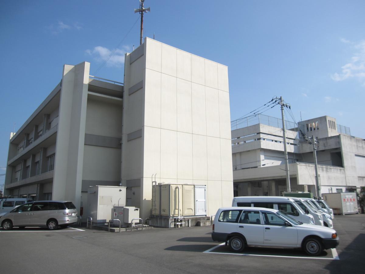 板野町役場