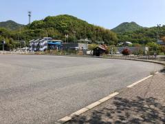 「伯方島バスストップ」バス停留所