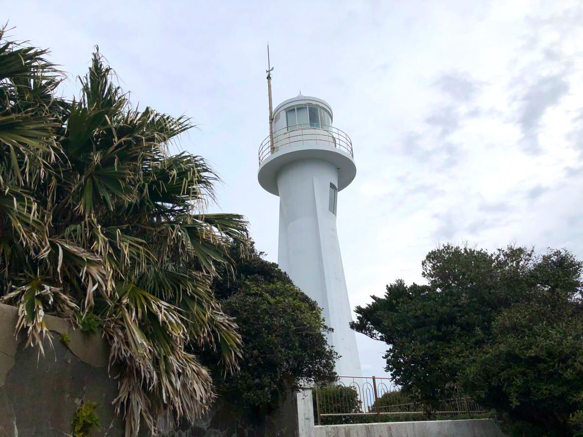 四国最南端の灯台
