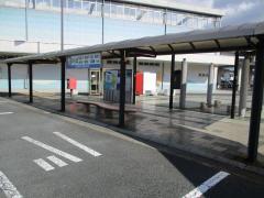 「宿毛駅」バス停留所