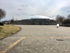 河内総合運動公園屋内プール