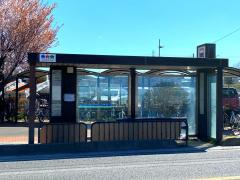 「池田二丁目」バス停留所