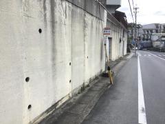 「新旭ケ丘」バス停留所