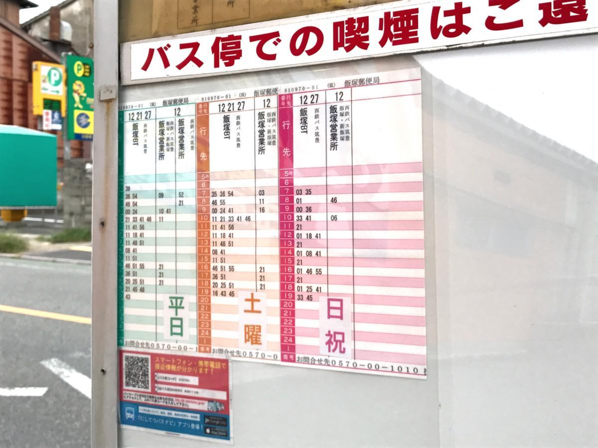 飯塚 番号 市 郵便 県 福岡