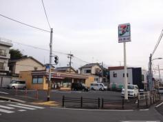 セブンイレブン 宇治木幡店