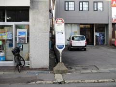 「舞戸本町」バス停留所