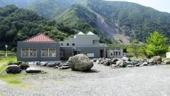 大鹿村中央構造線博物館