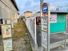 「仲町(草加市)」バス停留所