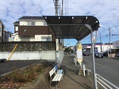 「原(足柄上郡中井町)」バス停留所